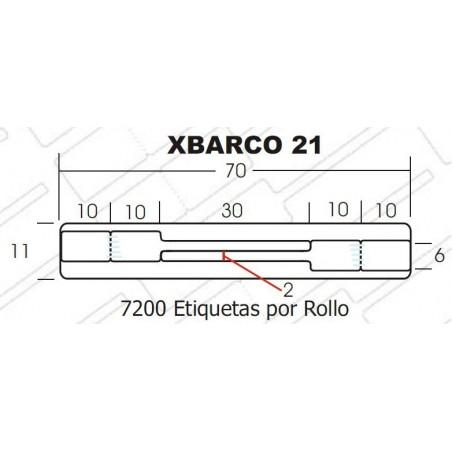 Etiqueta Xbarco21