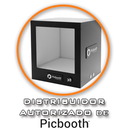 Picbooth. Distribuidor Autorizado